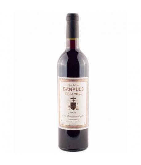 Vin Banyuls Extra Vieux 1996 - Banyuls L'Etoile