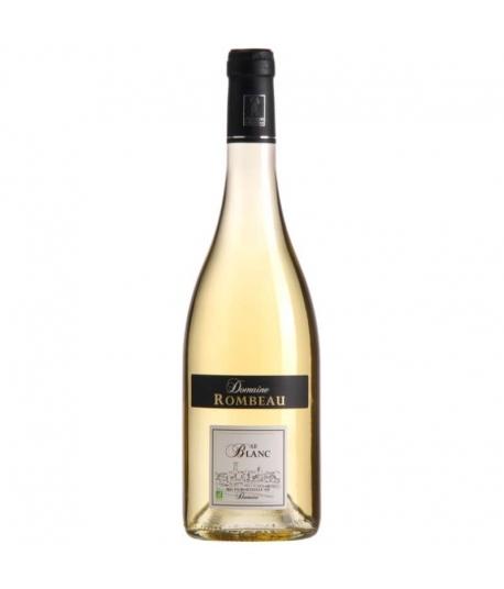Vin Le Blanc BIO  - DOMAINE ROMBEAU