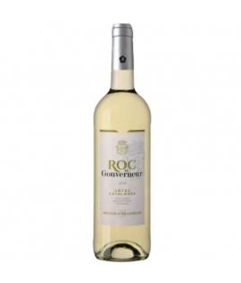 Vin Côtes Catalanes Blanc Roc du Gouverneur - Arnaud de Villeneuve