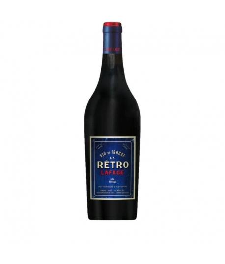Vin Rouge La Retro - Domaine Lafage
