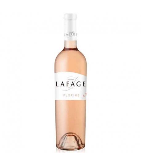 Vin Rosé Florine - Domaine LAFAGE