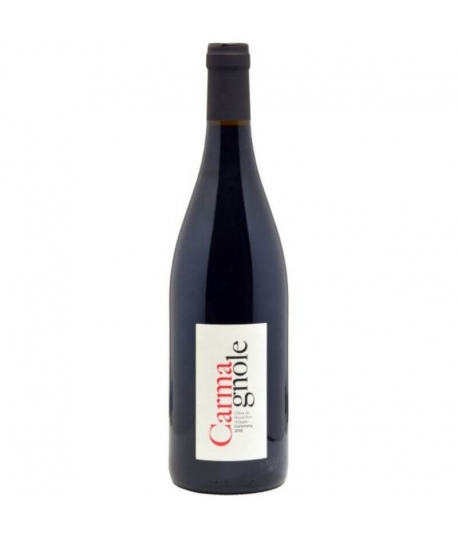 Vin Rouge Carmagnole - Les Vignerons de Caramany
