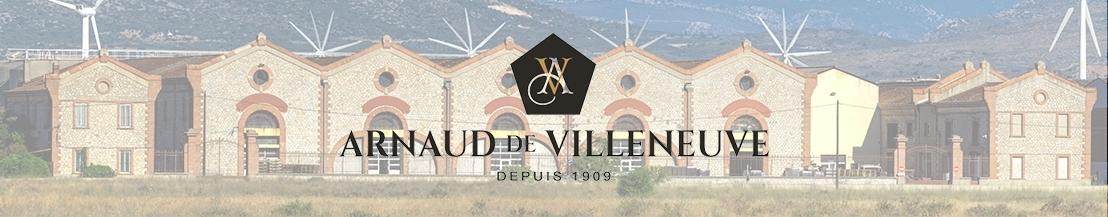 Arnaud de Villeneuve vin
